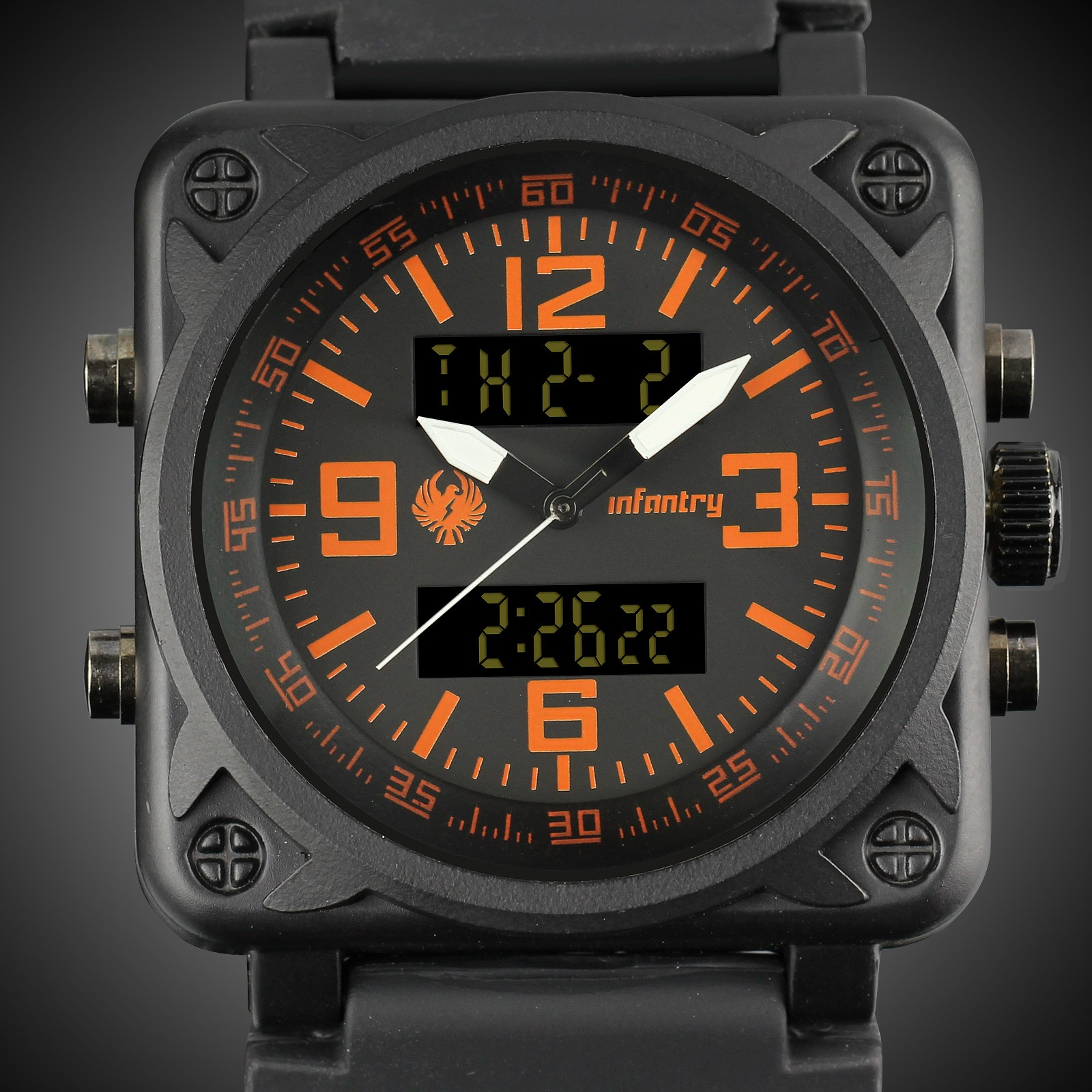 Montre Infantry Army O...